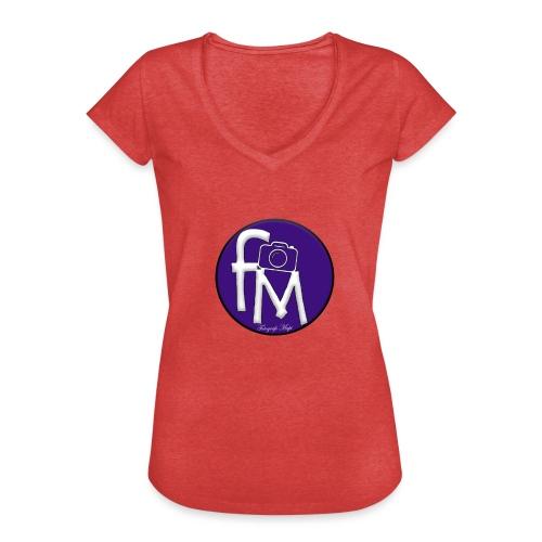 FM - Women's Vintage T-Shirt