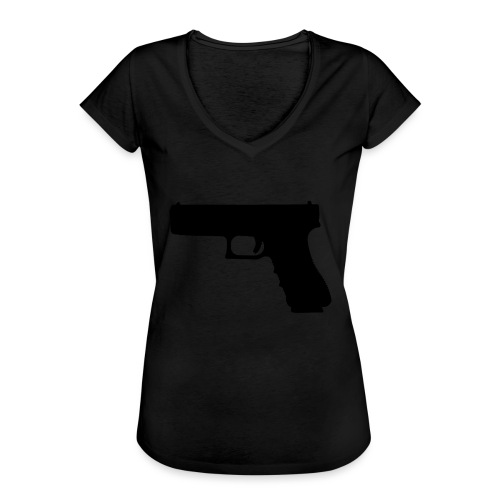 The Glock 2.0 - Women's Vintage T-Shirt