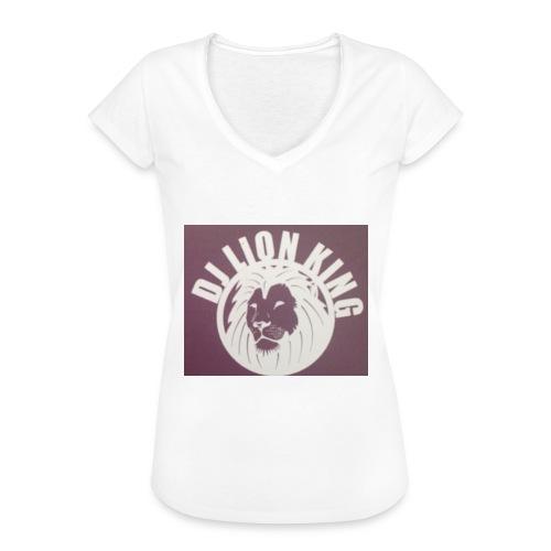 2B1D1E93 1FCE 4061 B078 C6ECC5E09C48 - Frauen Vintage T-Shirt