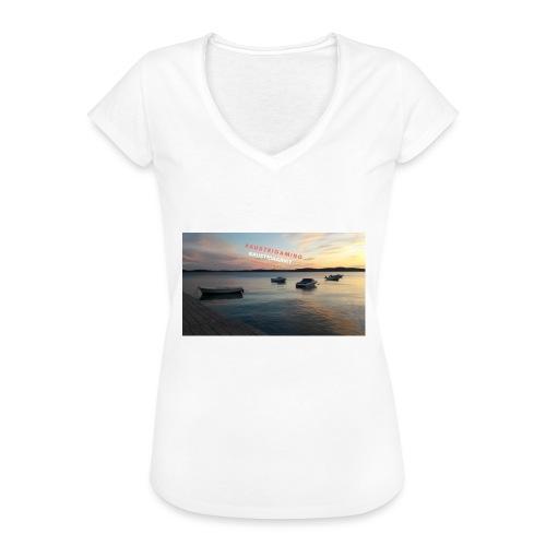 Merch - Frauen Vintage T-Shirt
