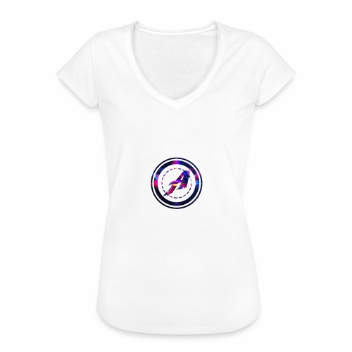Limited Edition Logo - Frauen Vintage T-Shirt