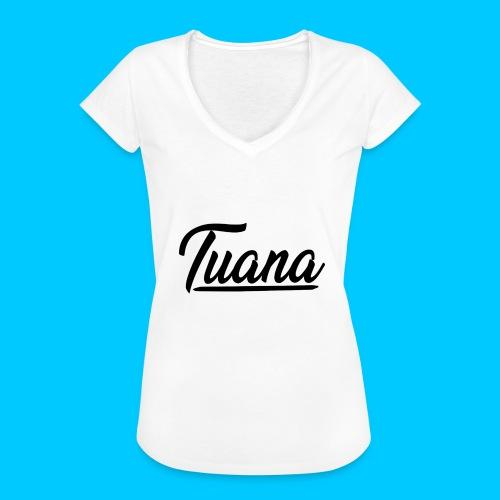 Tuana - Vrouwen Vintage T-shirt
