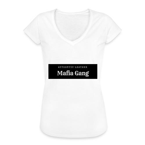 Mafia Gang - Nouvelle marque de vêtements - T-shirt vintage Femme
