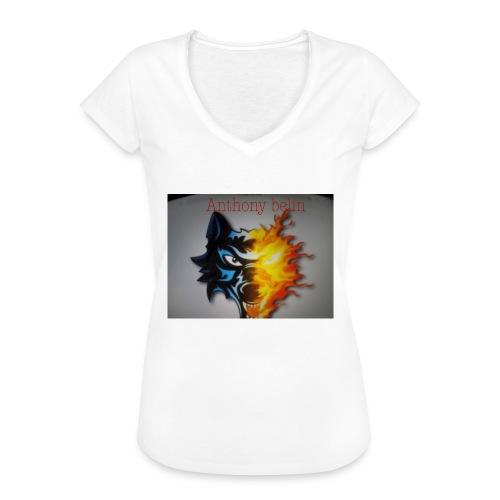 E44A4C12 938F 44EE 9F52 2551729D828D - T-shirt vintage Femme
