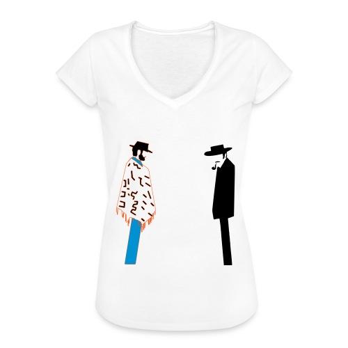 Bad - T-shirt vintage Femme