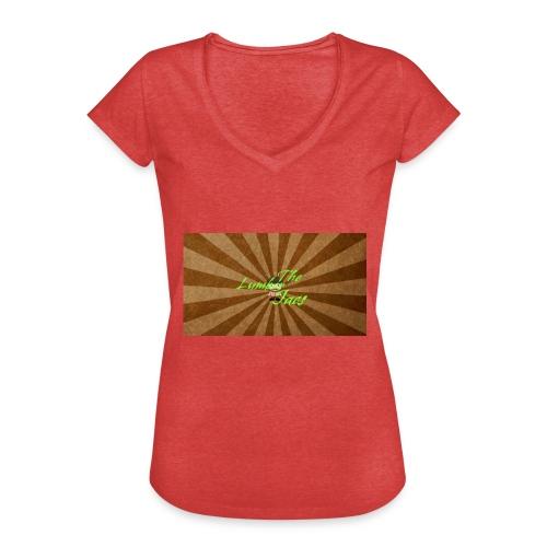 THELUMBERJACKS - Women's Vintage T-Shirt