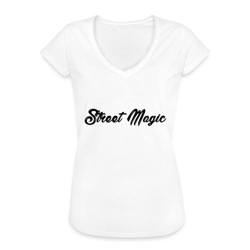 StreetMagic - Women's Vintage T-Shirt