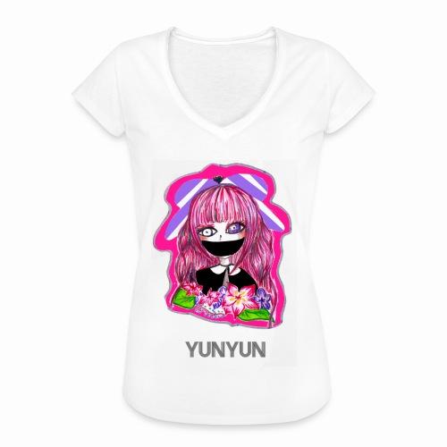 UH SHINDY - Women's Vintage T-Shirt