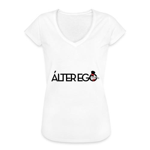 ÁLTER EGO - Camiseta vintage mujer