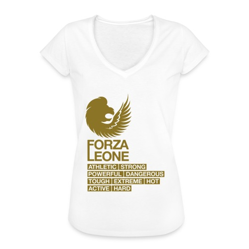 Power shirt - Forza Leone - Vrouwen Vintage T-shirt