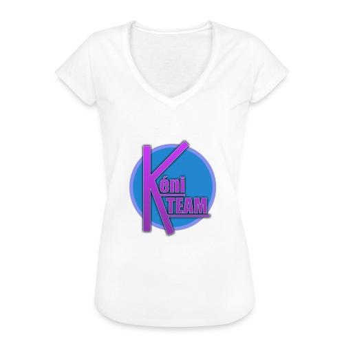 LOGO TEAM - T-shirt vintage Femme