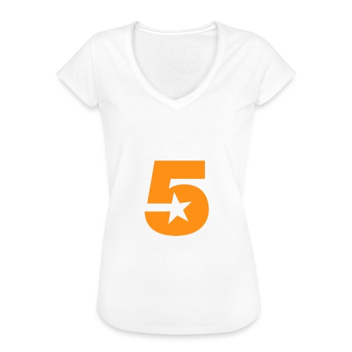 No5 - Women's Vintage T-Shirt