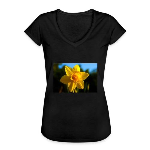 daffodil - Women's Vintage T-Shirt