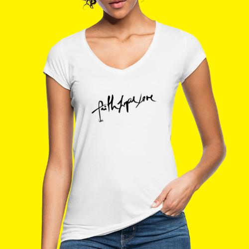 Faith Hope Love - Women's Vintage T-Shirt