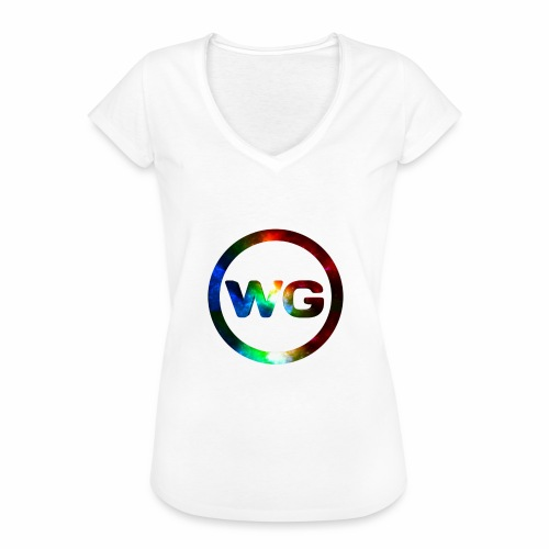 wout games - Vrouwen Vintage T-shirt