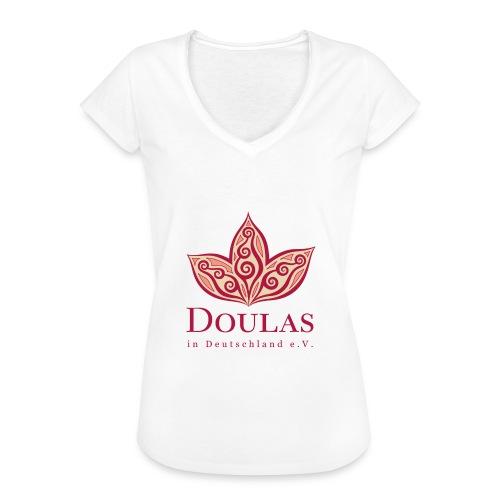 Doulas in Deutschland e.V. - Frauen Vintage T-Shirt