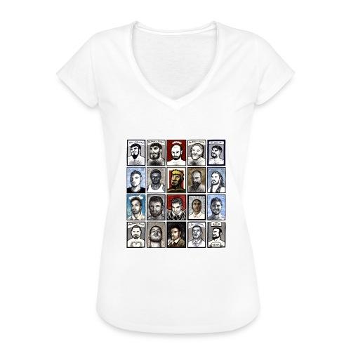 ACEO - Maglietta vintage donna
