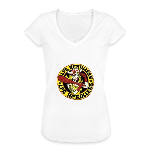 Lpr HCRollers - Naisten vintage t-paita