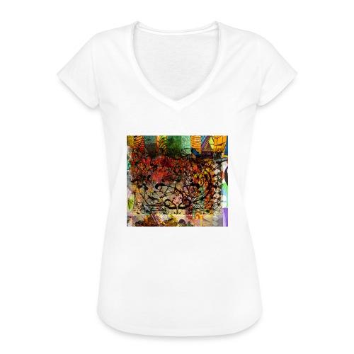 urban tribute - T-shirt vintage Femme