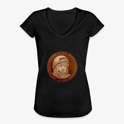 KIM Token - T-shirt vintage Femme