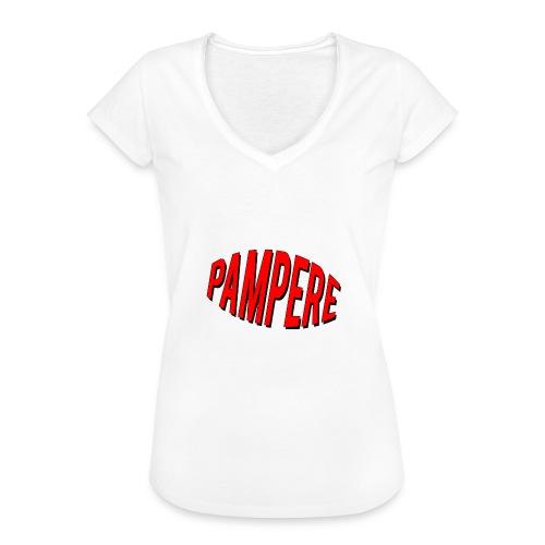 pampere - Koszulka damska vintage