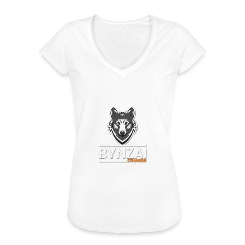 Casquette bynzai - T-shirt vintage Femme
