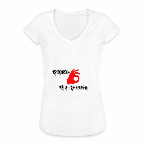 Paghi la mossa! - Maglietta vintage donna