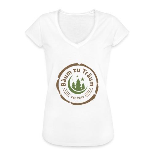 Bäum zu Träum - Frauen Vintage T-Shirt
