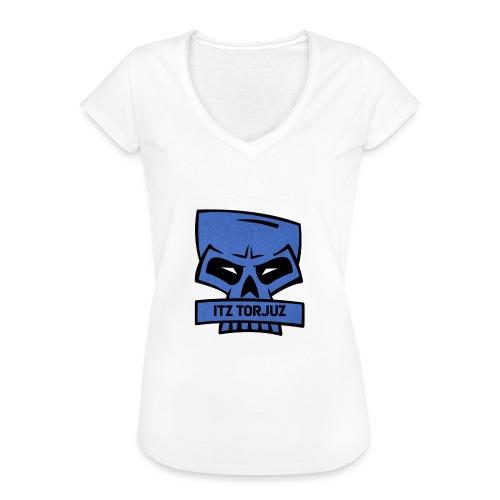 Itz Torjuz - Vintage-T-skjorte for kvinner