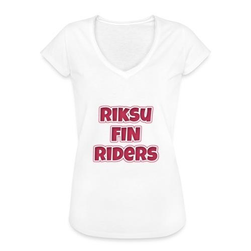 RFR - Naisten vintage t-paita
