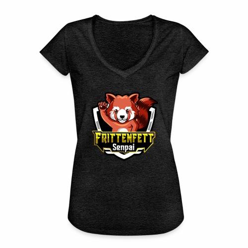 FrittenfettSenpai 2019 - Frauen Vintage T-Shirt