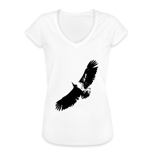 Fly like an eagle - Frauen Vintage T-Shirt