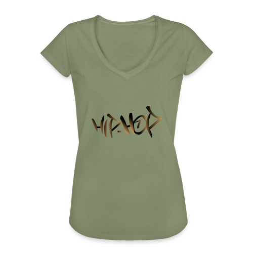 HIP HOP - Women's Vintage T-Shirt