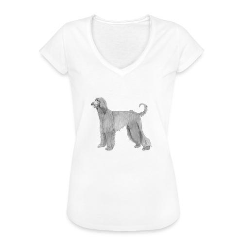 afghanskMynde - Dame vintage T-shirt