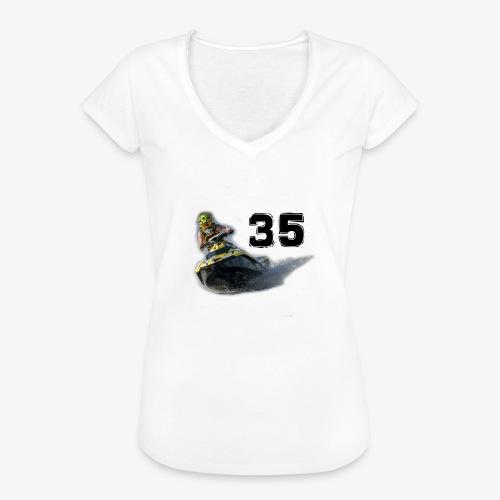 jetski35 - Naisten vintage t-paita