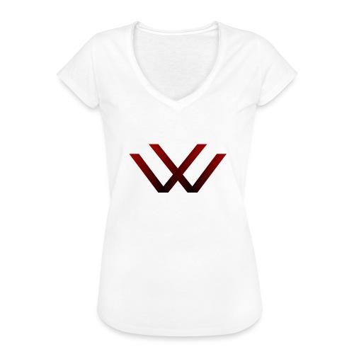 English walaker design - Women's Vintage T-Shirt