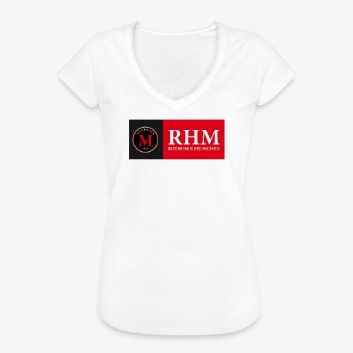 RHM-BAnner - Frauen Vintage T-Shirt