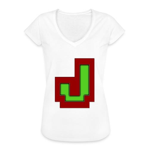 Stilrent_J - Dame vintage T-shirt