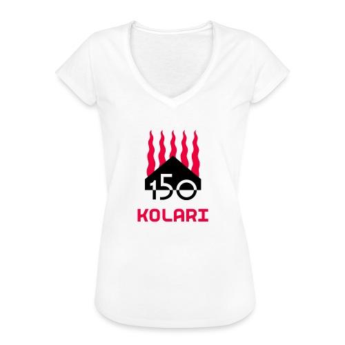 Kolari 150 - Naisten vintage t-paita