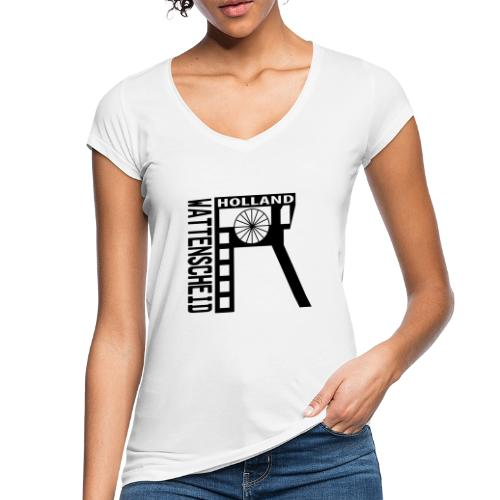 Zeche Holland (Wattenscheid) - Frauen Vintage T-Shirt