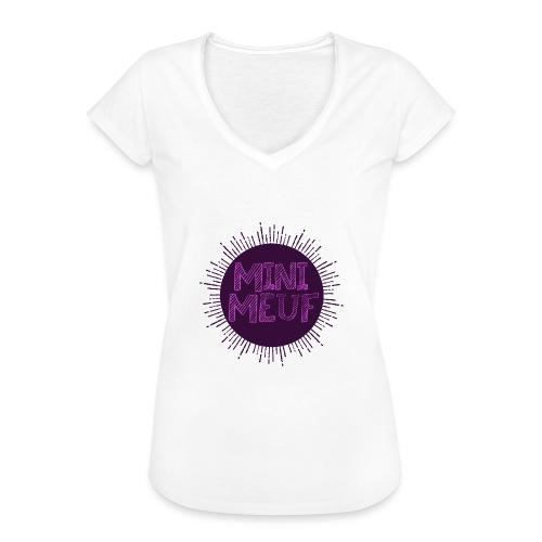 Body Bebe Barboteuse - T-shirt vintage Femme