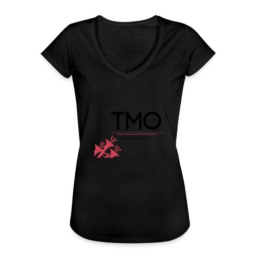 TMO Logo - Women's Vintage T-Shirt