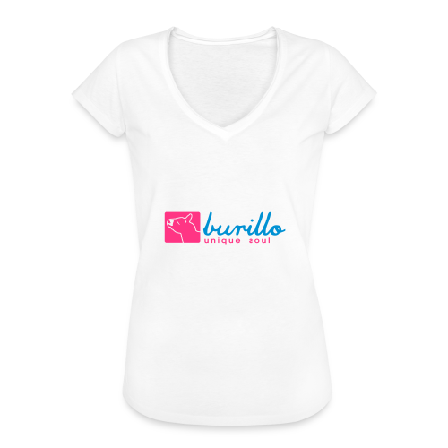Burillo - Frauen Vintage T-Shirt