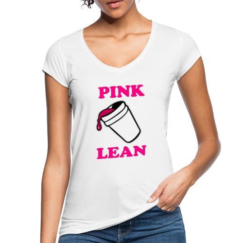 Tshirt Yencli Pink Lean - T-shirt vintage Femme