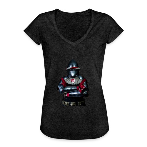 chevalier.png - T-shirt vintage Femme