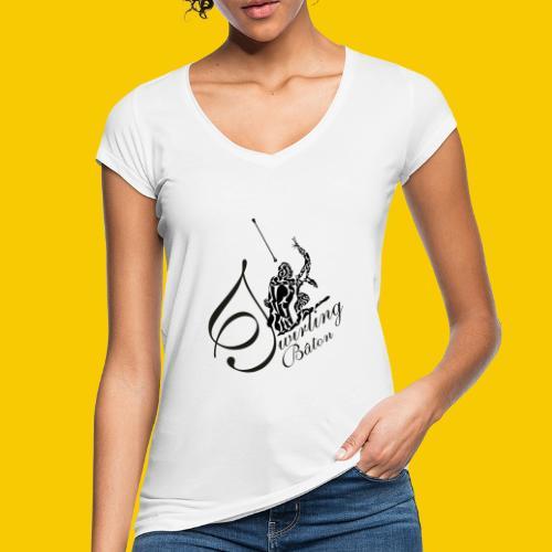 twirling b 2 - T-shirt vintage Femme