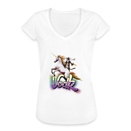 VodK licorne png - T-shirt vintage Femme