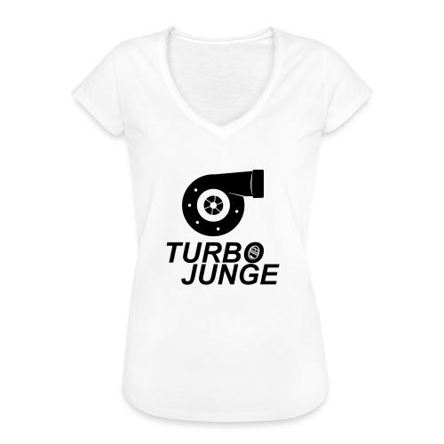 Turbojunge! - Frauen Vintage T-Shirt