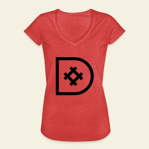 Icona de #ildazioètratto - Maglietta vintage donna