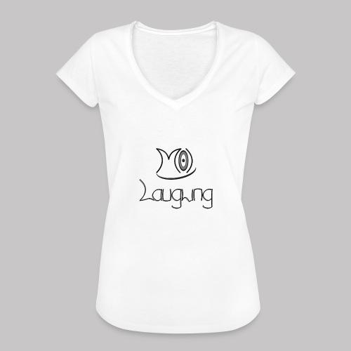 M(O)-Laughing 4 - Frauen Vintage T-Shirt